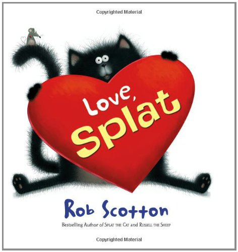 Love, Splat  N/A 9780062077769 Front Cover