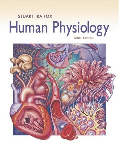 Human Physiology  9th 2006 (Revised) 9780073040769 Front Cover