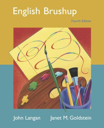 English Brushup 4th 2007 (Revised) edition cover