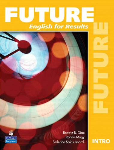 Future Intro English for Results  2010 (Student Manual, Study Guide, etc.) edition cover
