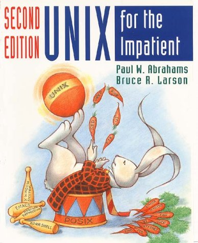 UNIX for the Impatient  2nd 1996 edition cover