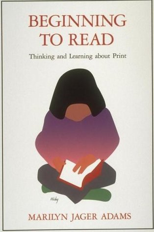 Beginning to Read Thinking and Learning about Print  1994 edition cover