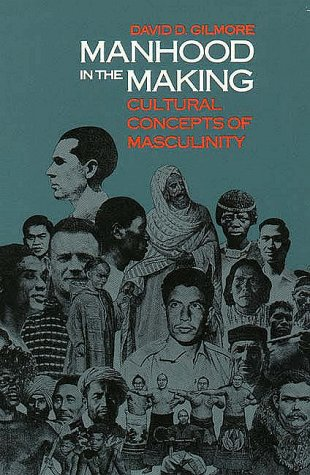 Manhood in the Making Cultural Concepts of Masculinity  1990 edition cover
