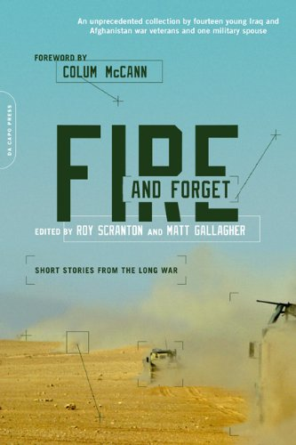 Fire and Forget Short Stories from the Long War  2013 edition cover