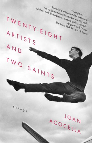 Twenty-Eight Artists and Two Saints  N/A edition cover
