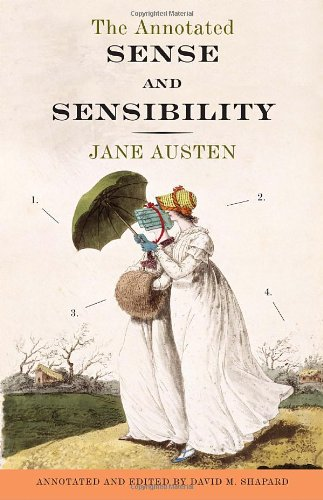 Annotated Sense and Sensibility   2011 (Annotated) edition cover