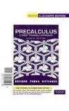 Precalculus A Right Triangle Approach, Books a la Carte Edition 4th 2012 edition cover