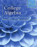 College Algebra + Mymathlab With Pearson Etext:   2015 edition cover