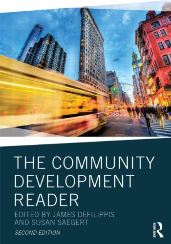 Community Development Reader  2nd 2012 (Revised) edition cover