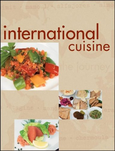 International Cuisine   2009 edition cover