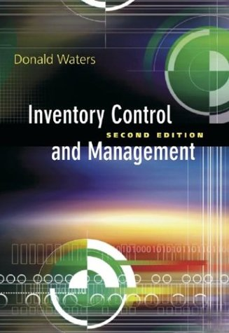Inventory Control and Management  2nd 2003 (Revised) edition cover