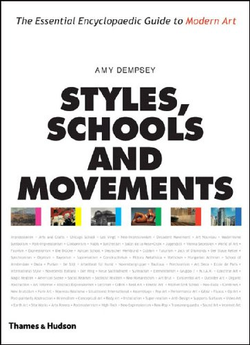 Styles, Schools and Movements The Essential Encyclopaedic Guide to Modern Art  2004 edition cover