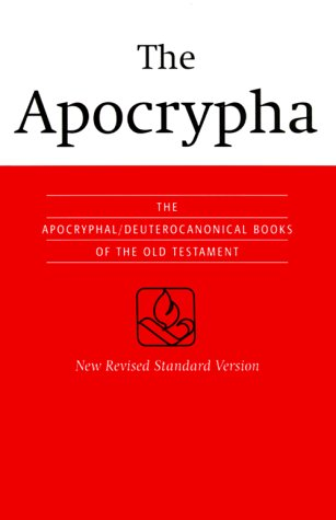 Apocrypha   1989 (Revised) edition cover