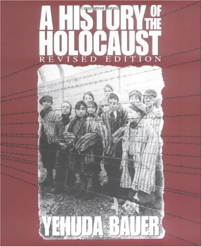 History of the Holocaust   2001 (Revised) edition cover