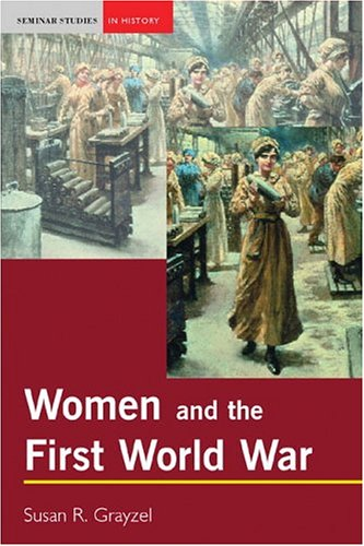 Women and the First World War   2002 edition cover