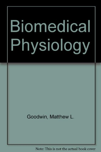 Biomedical Physiology  Revised  9780757579769 Front Cover