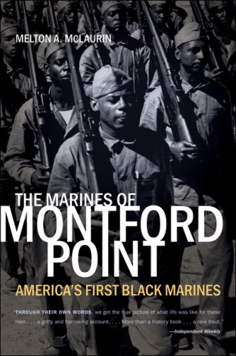Marines of Montford Point America's First Black Marines  2009 edition cover