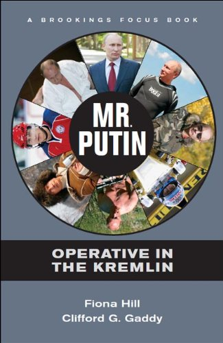 Mr. Putin Operative in the Kremlin  2013 edition cover