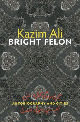 Bright Felon Autobiography and Cities N/A edition cover