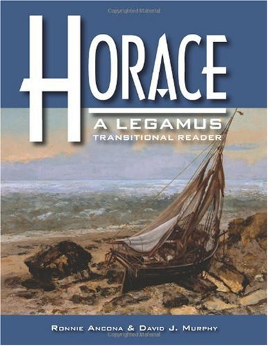 Horace Legamustransitional Reader  2008 edition cover
