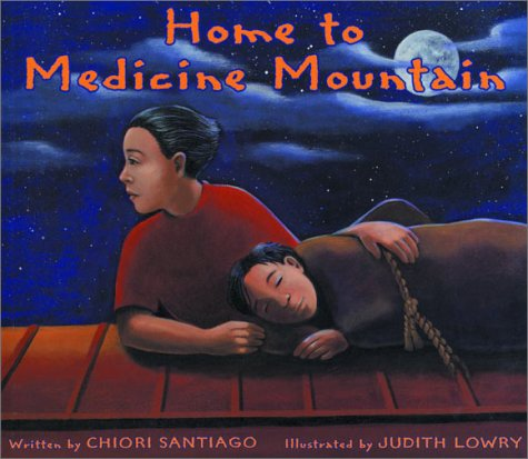 Home to Medicine Mountain  N/A edition cover