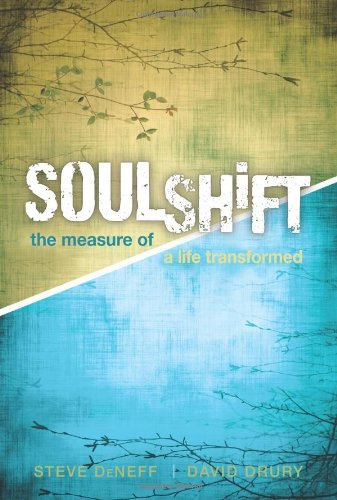 SoulShift The Measure of a Life Transformed  2011 edition cover