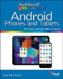 Teach Yourself VISUALLY Android Phones and Tablets  2nd 2015 edition cover