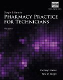 Pharmacy Practice for Technicians  5th 2015 edition cover