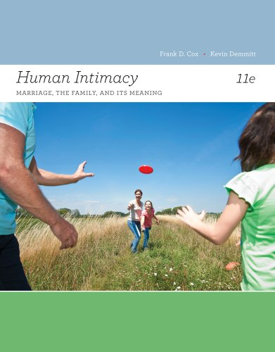 Human Intimacy: Marriage, the Family, and Its Meaning  2013 edition cover