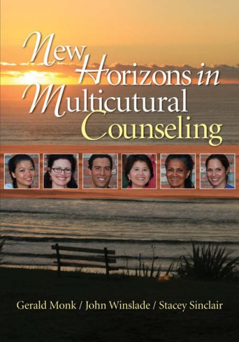 New Horizons in Multicultural Counseling   2008 9781412916769 Front Cover