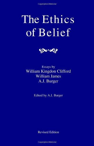 Ethics of Belief  N/A edition cover