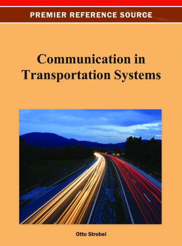 Communication in Transportation Systems:   2013 edition cover