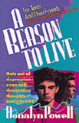 Reason to Live N/A 9781556610769 Front Cover