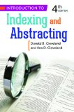 Introduction to Indexing and Abstracting  4th 2013 (Revised) edition cover