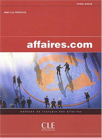 AFFAIRES.COM N/A edition cover