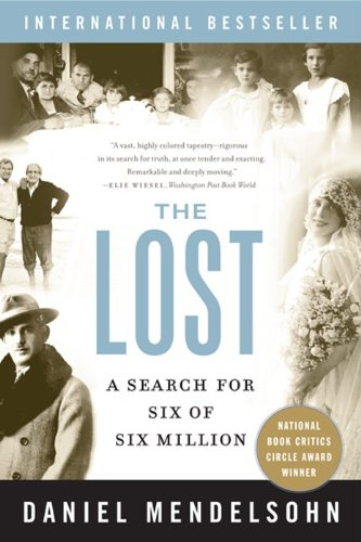 Lost A Search for Six of Six Million Revised edition cover