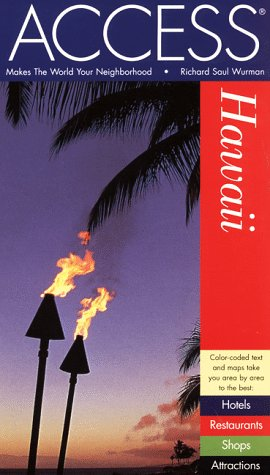 Access Hawaii  8th 1999 9780062772770 Front Cover