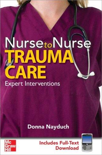 Trauma Care   2009 edition cover