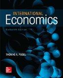 International Economics  16th 2016 edition cover