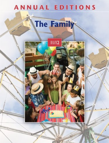 Family 11/12  37th 2011 edition cover