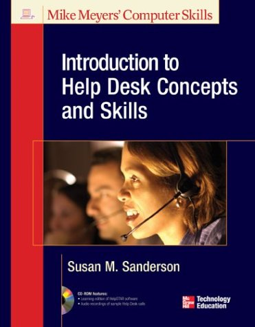 Introduction to Help Desk Concepts and Skills   2004 edition cover