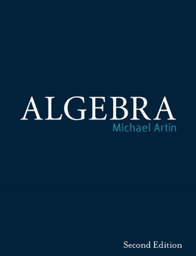 Algebra  2nd 2011 edition cover