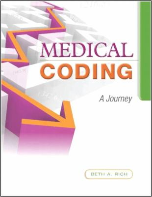 Medical Coding A Journey  2013 edition cover