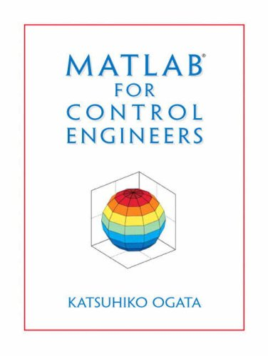 MATLAB for Control Engineers   2008 edition cover