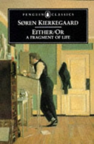 Either - Or A Fragment of Life  1992 (Abridged) edition cover