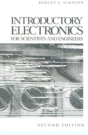 Introductory Electronics for Scientists and Engineers  2nd 1987 edition cover