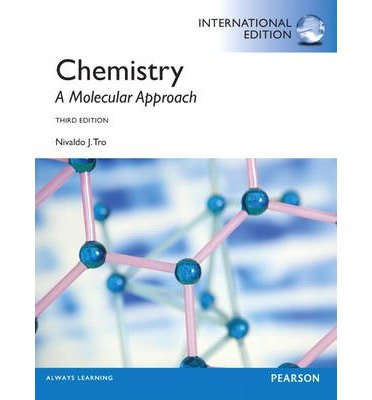 Laboratory Manual for Chemistry A Molecular Approach 3rd 2014 9780321813770 Front Cover
