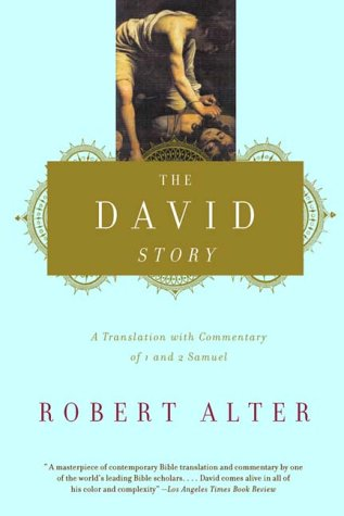 David Story A Translation with Commentary of 1 and 2 Samuel  2000 (Reprint) edition cover