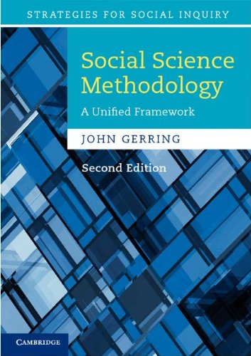 Social Science Methodology A Unified Framework 2nd 2011 (Revised) edition cover