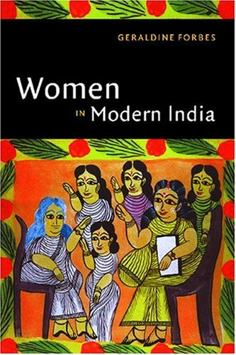 Women in Modern India   1999 edition cover